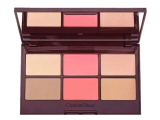 Charlotte Tilbury Glowing Pretty Skin Palette Relaunch June 2020