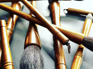 Wayne Goss The Artist Collection - NEW Brushes!