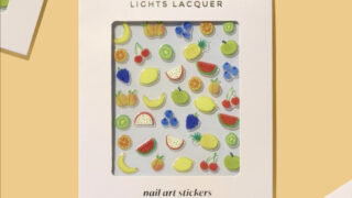 Lights Lacquer Sweet As Summer Nail Sticker