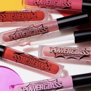 MAC Powerglass Plumping Lip Gloss Collection