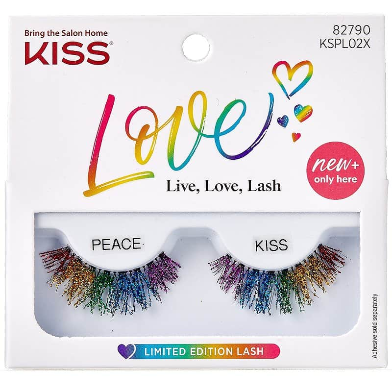 Kiss Pride False Lashes Collection