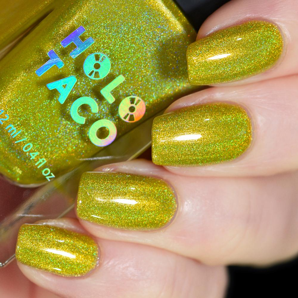 Holo Taco Rainbow Collection Reveal!