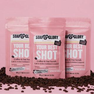 Soap & Glory Your Best Shot Coffee & Oat Scrub