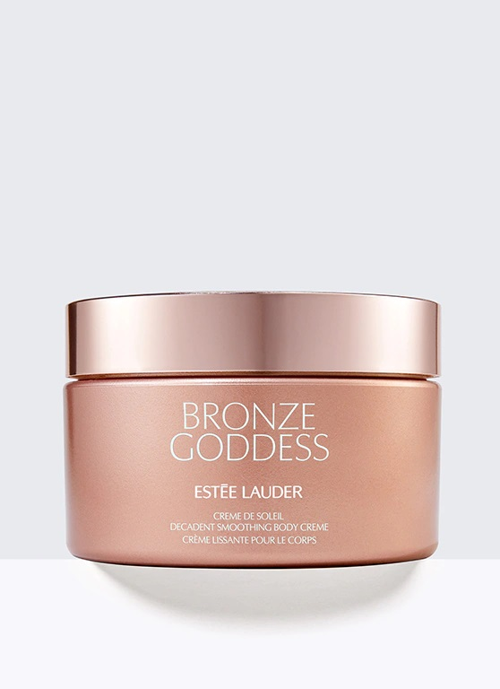 Estee Lauder Bronze Goddess Creme de Soleil Decadent Smoothing Body Creme