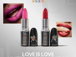MAC Love Is Love Limited Edition Lipsticks