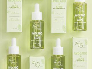 Fourth Ray Avocado + Aloe Double Shot Serum