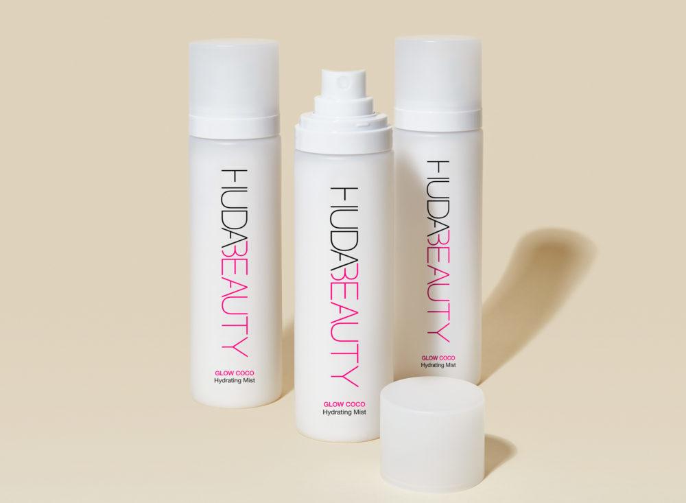 Huda Beauty Glow Coco Hydrating Mist