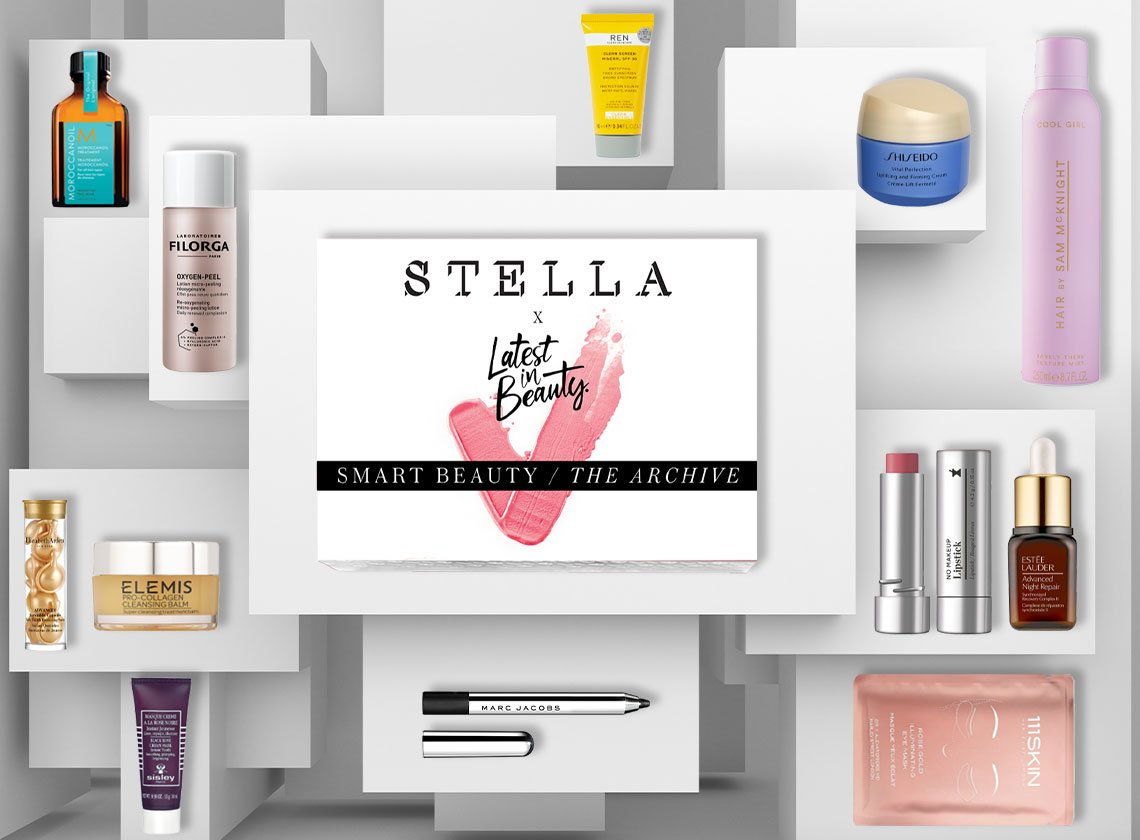 Latest in Beauty Stella Smart Beauty The Archive Box
