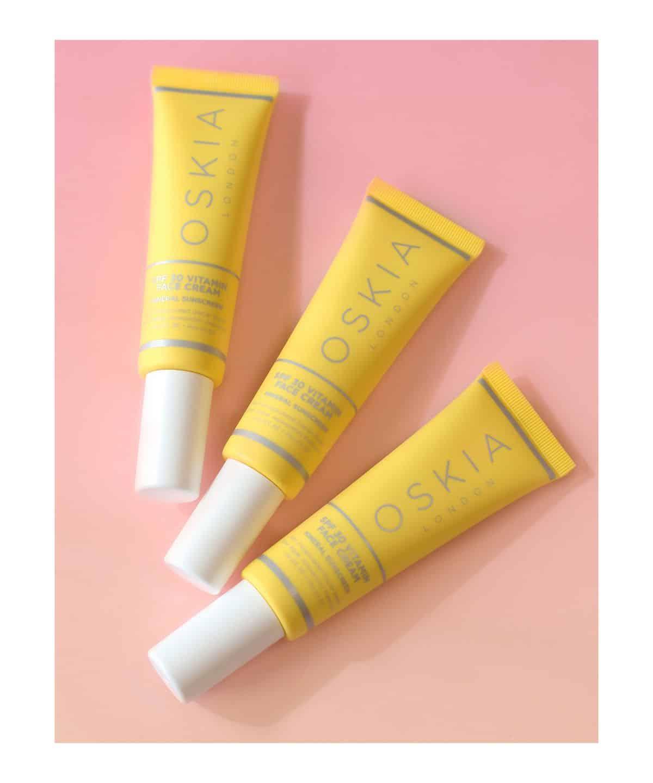 Oskia SPF 30 Vitamin Face Cream