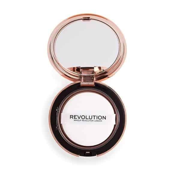 Revolution Conceal & Define Satin Matte Powder Foundation