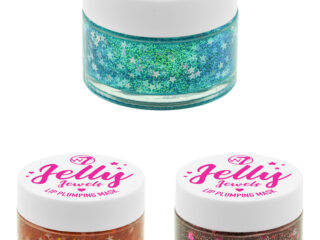 W7 Jelly Jewels Lip Plumping Mask Collection