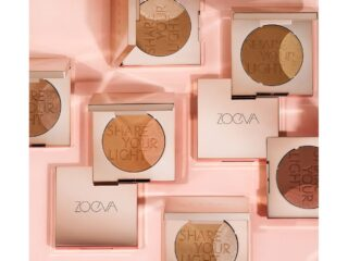 Zoeva Share Your Light Bronzer and Highlighter Duo