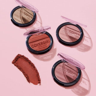 Covergirl TruBlend So Flushed Blush and Bronzer Collection