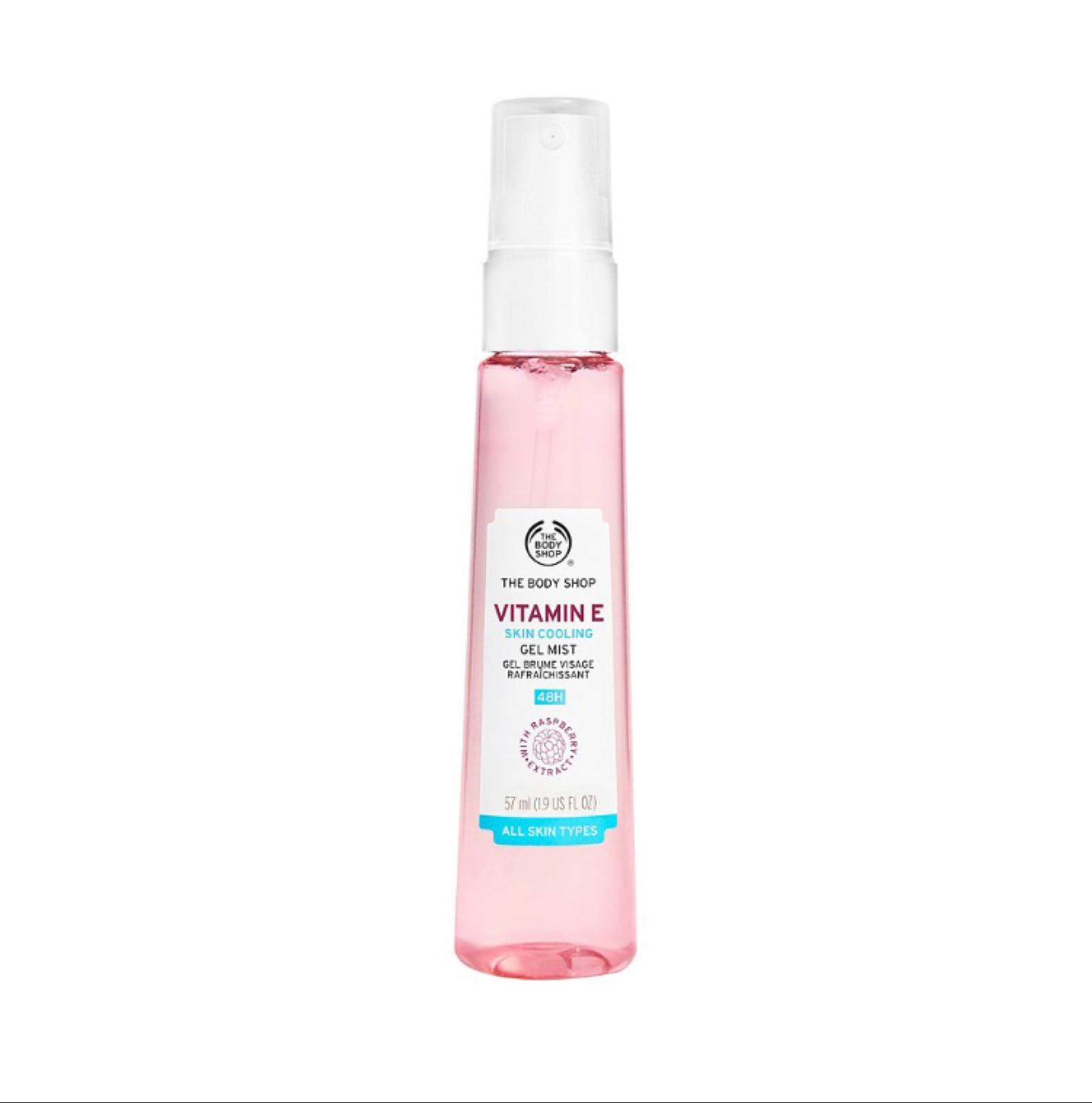 The Body Shop Vitamin E Skin Cooling Gel Mist
