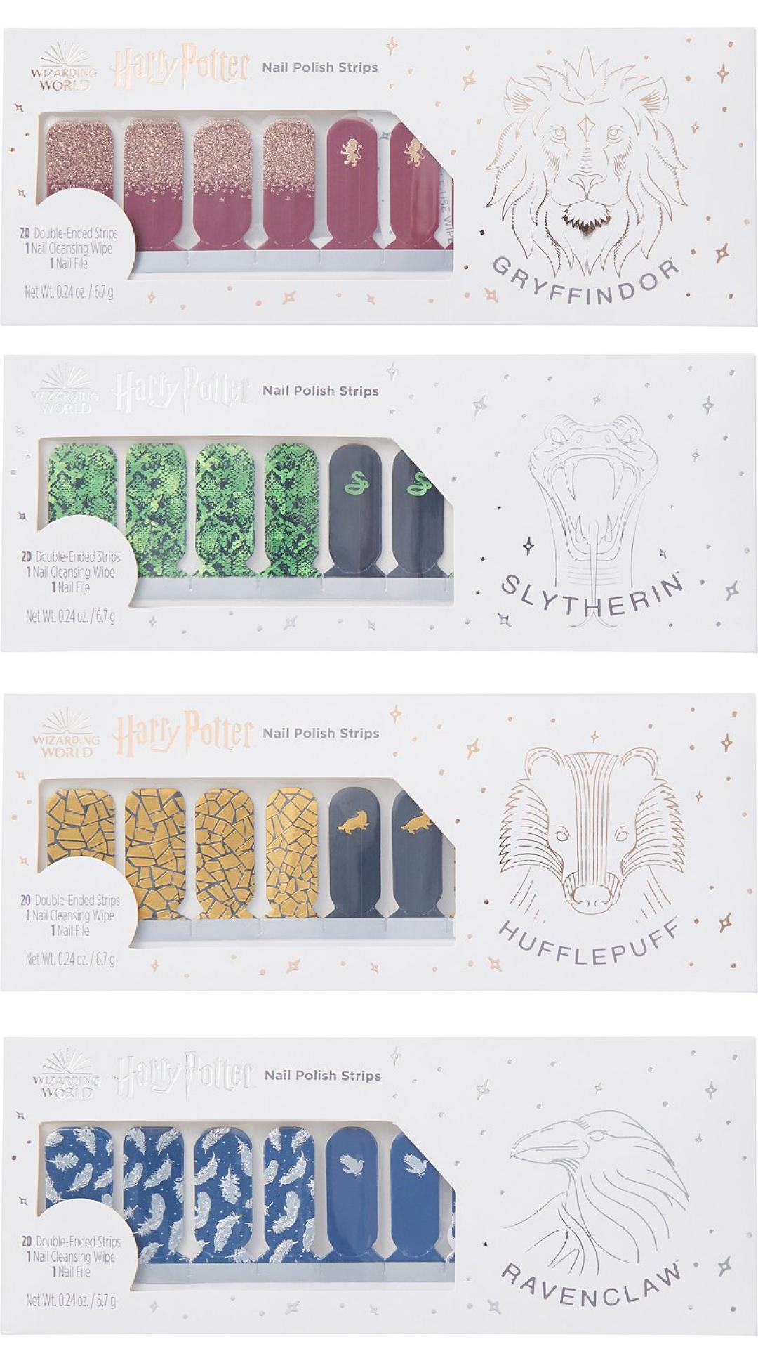 ULTA x Harry Potter Nail Polish Strips