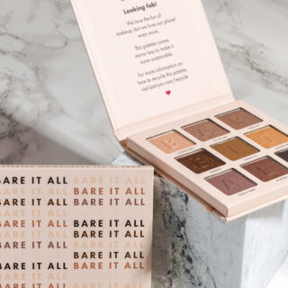 Barry M Cosmetics Bare It All Eyeshadow Palette