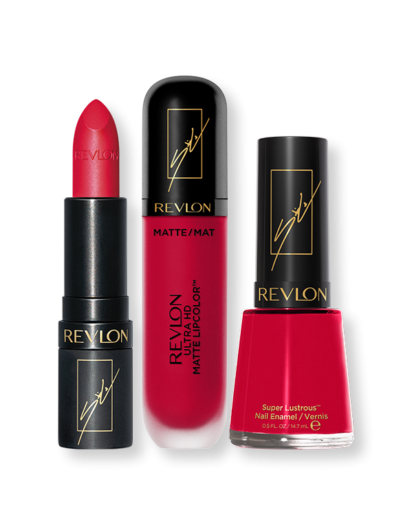 Revlon x Sofia Carson Lip and Nail Kits