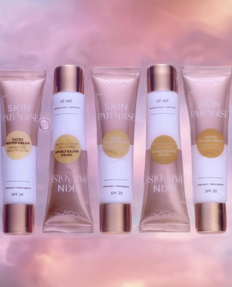 L'Oreal Skin Paradise Tinted Water Cream