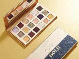 Revolution Pro 24K Gold Eyeshadow Palette