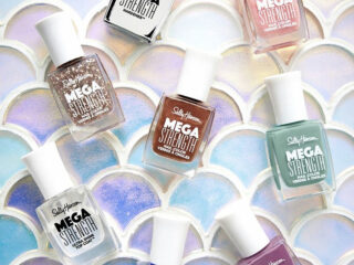 Sally Hansen Mega Strength Mermaid Vibes Nail Polish Collection