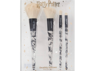 Harry Potter x ULTA Deathly Hallows Brush Set
