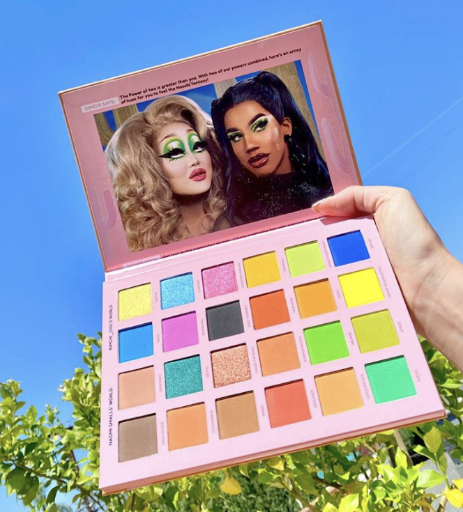 KimChi Chic Beauty 2 Queens In 1 Desert Collection