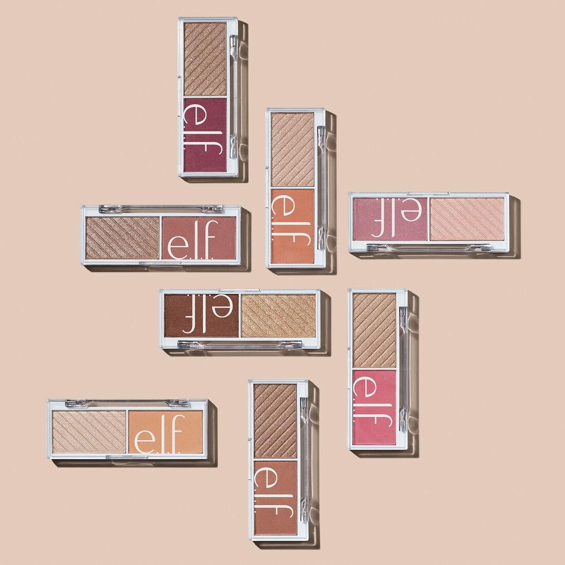 ELF Bite Size Face Duo Collection | 8 NEW Pretty Blush + ...