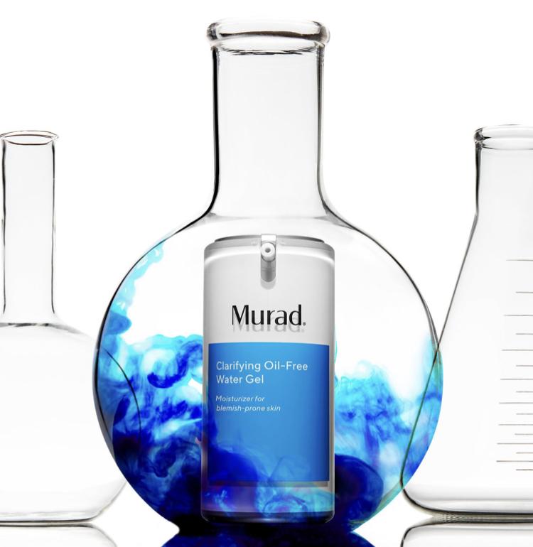 Murad Clarifying Oil Free Water Gel