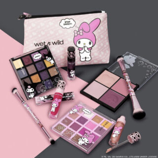 Wet n Wild My Melody and Kuromi Collection