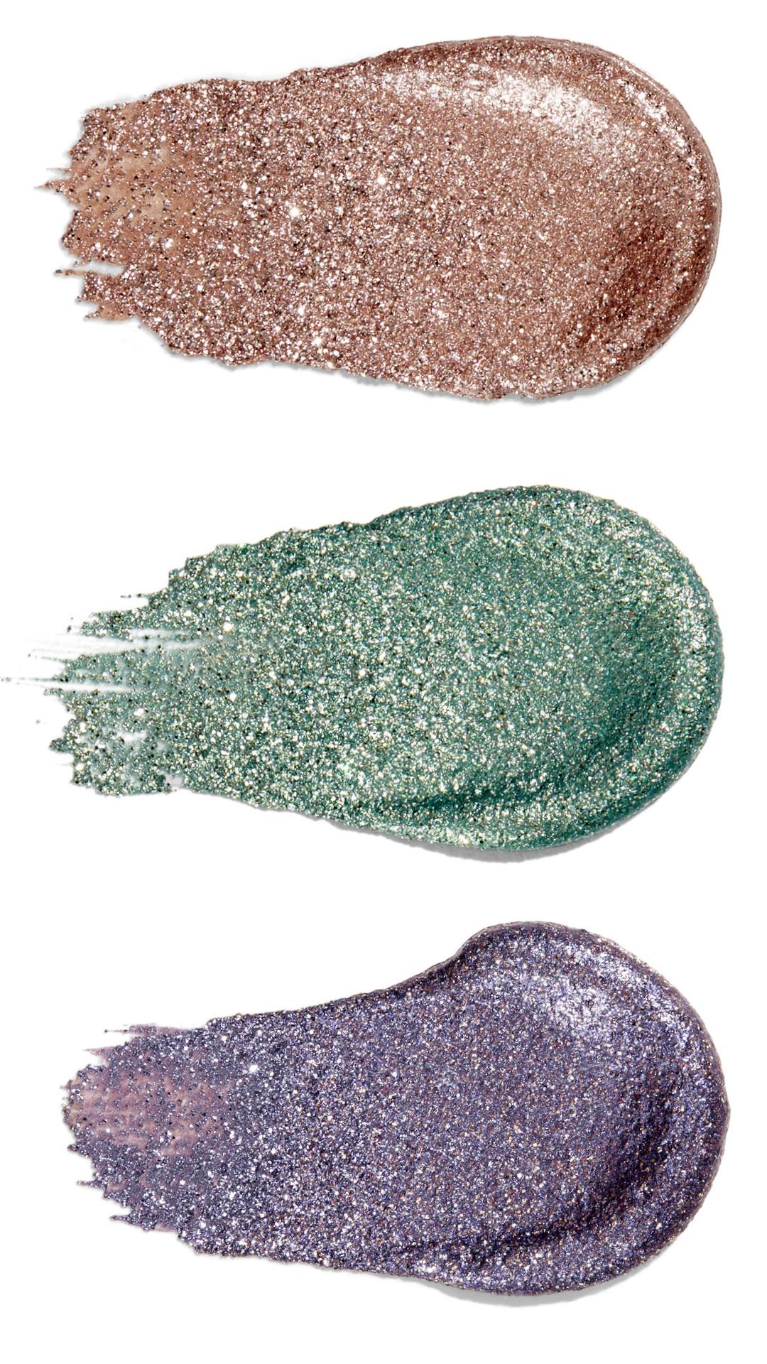 ELF New Liquid Glitter Eyeshadow Shades Summer 2020