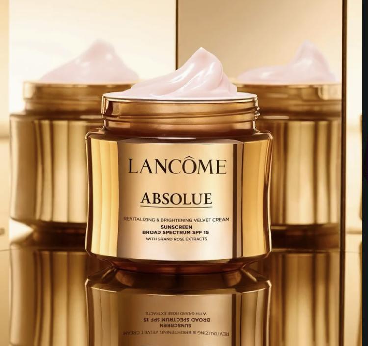 Lancome Absolue Velvet Face Cream SPF15
