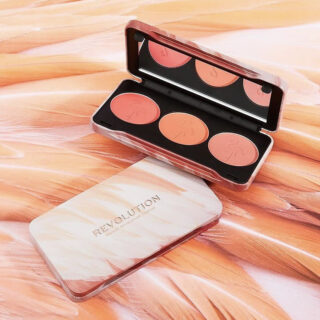 Revolution Flamingo Oh My Blush Palette