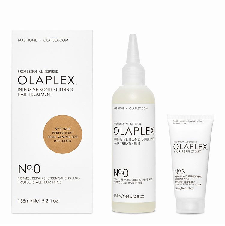 Olaplex No 0 Intensive Bond Building Hair Treatment