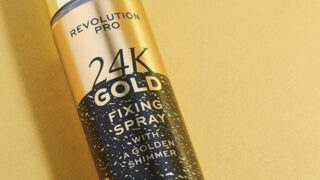 Revolution Pro 24K Gold Setting Spray