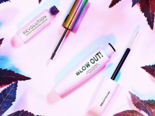 Revolution Good Vibes Clear Brow Mascara