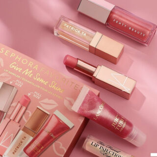 Sephora Favorites Give Me Some Shine Balm and Gloss Lip Set