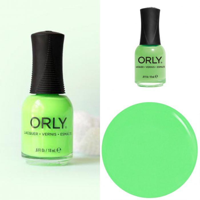 ORLY Retrowave Summer Nail Polish Collection 2020