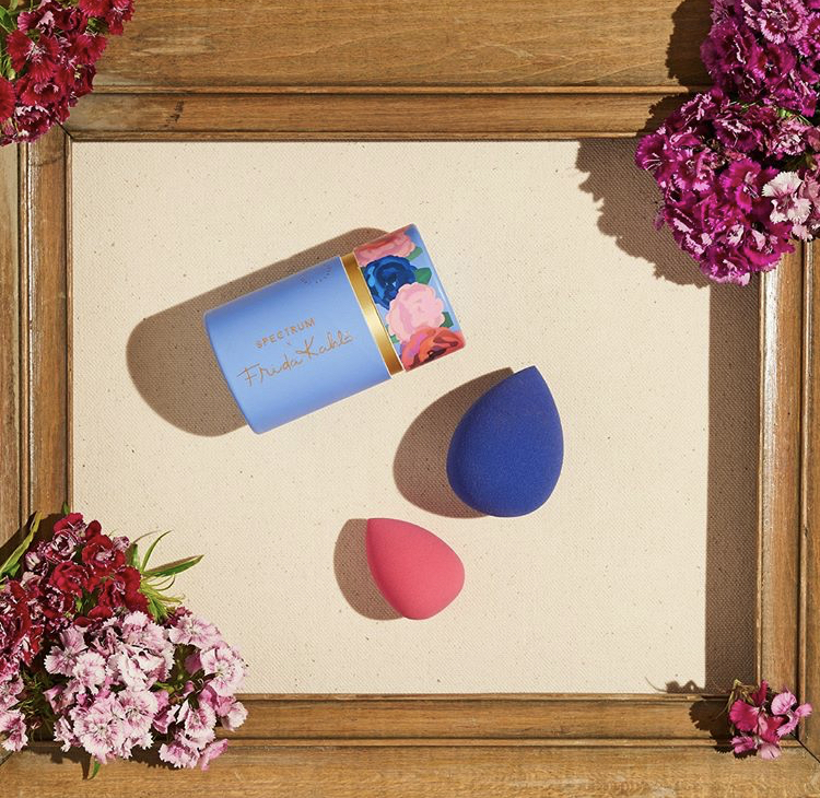 Spectrum x Frida Kahlo Collection Reveal