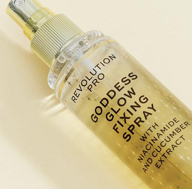 Revolution Pro Goddess Glow Fixing Spray