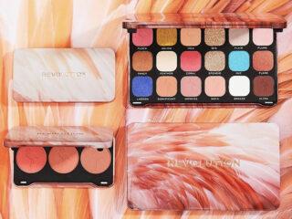 Revolution Flamboyance Flamingo Eyeshadow Palette