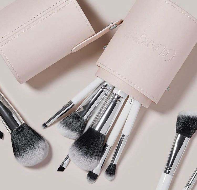 ColourPop Ultimate Brush Cup Makeup Brush Kit