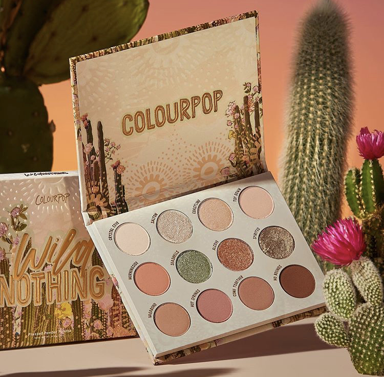 ColourPop Wild Nothing Collection