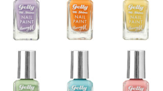 Barry M Gelly Hi-Shine Summer 2020 Collection