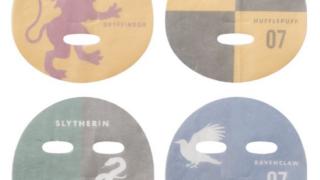 ULTA Beauty Harry Potter Quidditch Face Mask Set