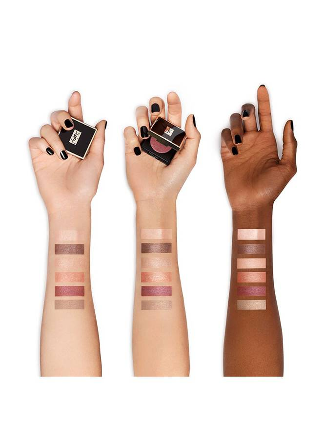 YSL Satin Crush Eyeshadow Collection