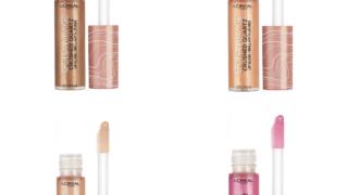 L'Oreal Gold Mirage Crushed Quartz Lip Gloss