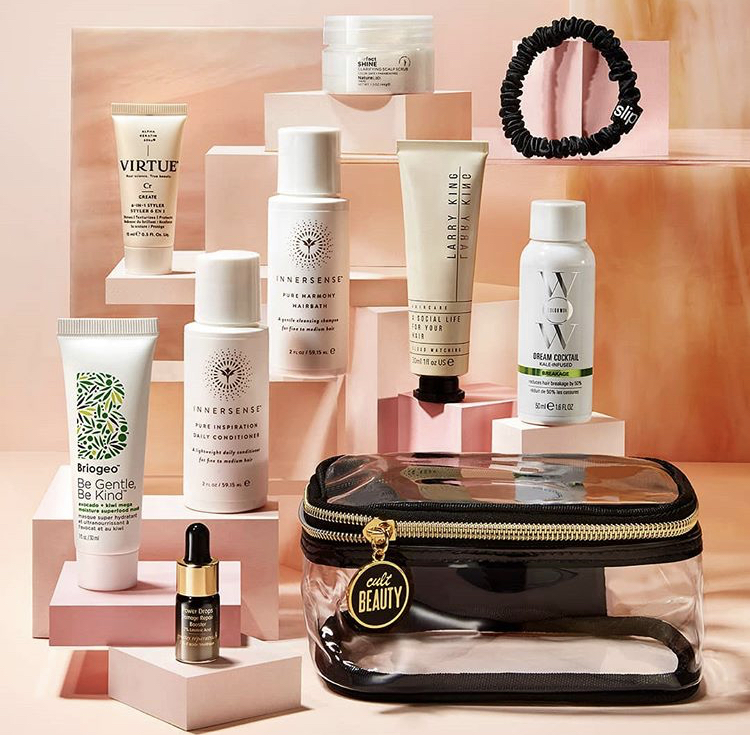 Cult Beauty The Hair Care Heroes Kit