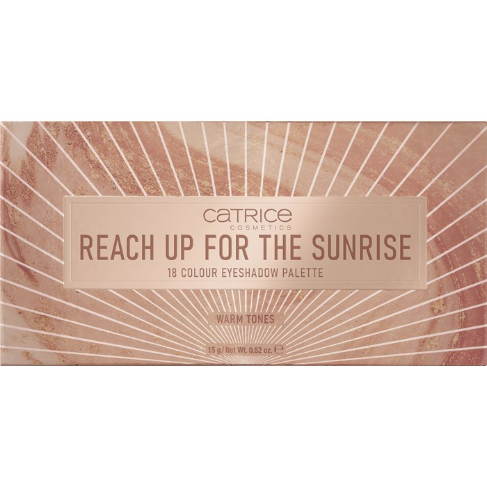 Catrice Reach Up For The Sunrise Eyeshadow Palette