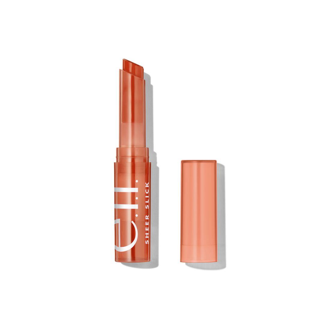 ELF New Sheer Slick Lipstick Shades Summer 2020