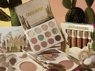 ColourPop Wild Nothing Collection Launch Reveal